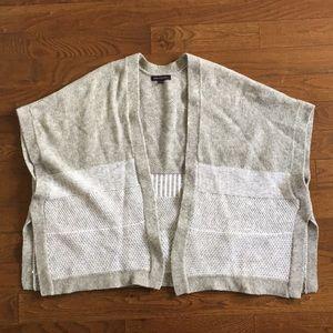 Banana Republic Sweater Poncho XS/S